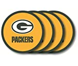 Green Bay Packers Coaster Set - 4 Pack