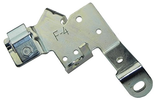 - Inline Tube (F-3-9) Carburetor Throttle Bracket Compatible with 1969 Pontiac Firebird and Trans Am with a V8 and 4BBL Carb