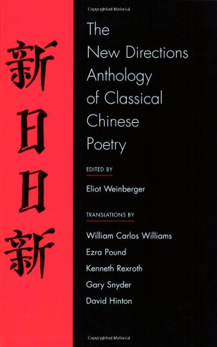 Download The New Directions Anthology of Classical Chinese Poetry ebook