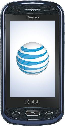 (Pantech Laser Phone, Blue (AT&T) )