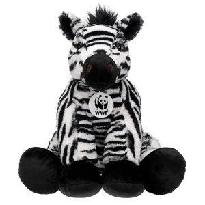 build-a-bear-workshop-17in-world-wildlife-fund-zebra-plush-stuffed-animal