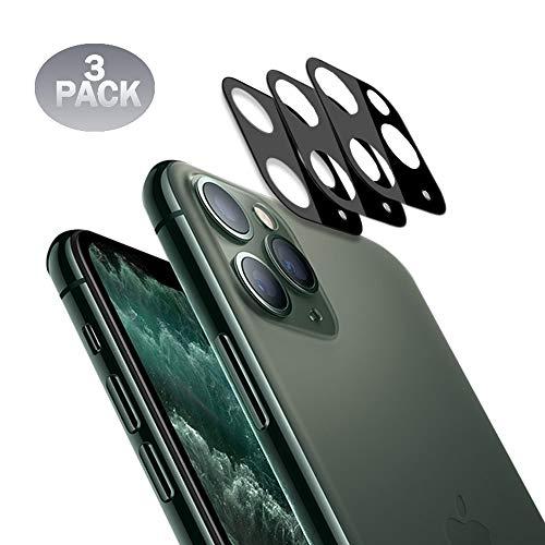 "[3 Pack] Screen Protector Camera Lens Protecto for iPhone 11 Pro/iPhone 11 Pro Max""Soft Screen Protector Ultra -Thin,Ultra Thin HD Anti-Fingerprint Screen Protective Film (iPhone 11 Pro Max 6.5)"