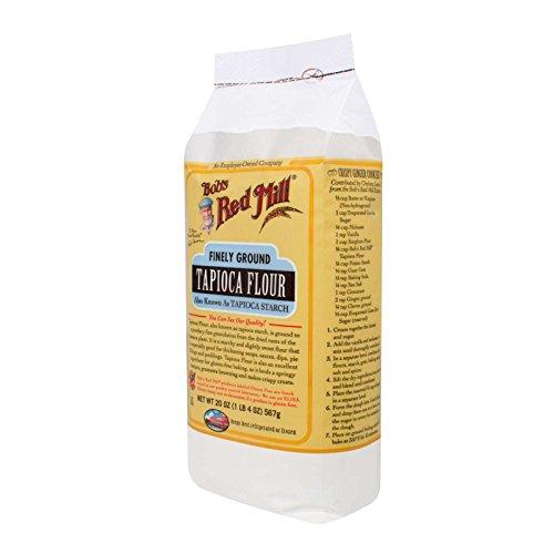 Bob's Red Mill Tapioca Flour, 20 Ounce