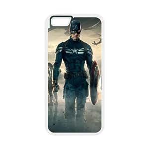 iPhone 6 Plus 5.5 Inch Phone Case Captain America C-C429376