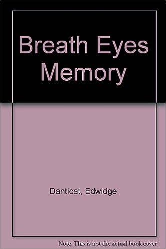 edwidge danticat breath eyes memory book