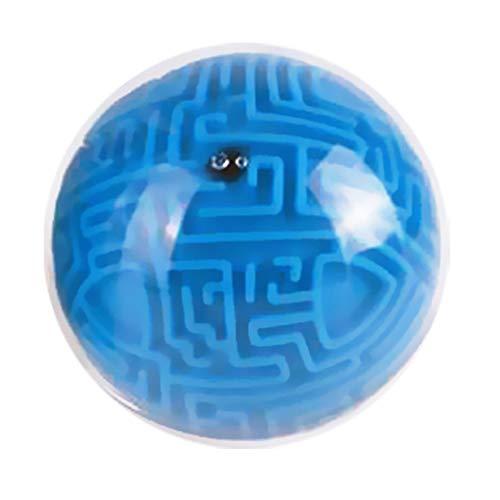 Connoworld Mini 3D Magic Maze Puzzle Ball Labyrinth Brain Teaser Game Kids Education Toys (Labyrinth Of Echo)