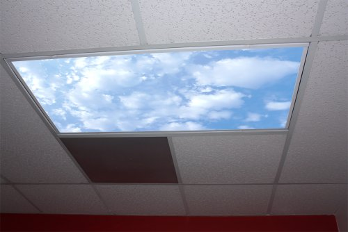 Stratus Clouds Skypanels - Replacement Fluorescent Light Diffuser