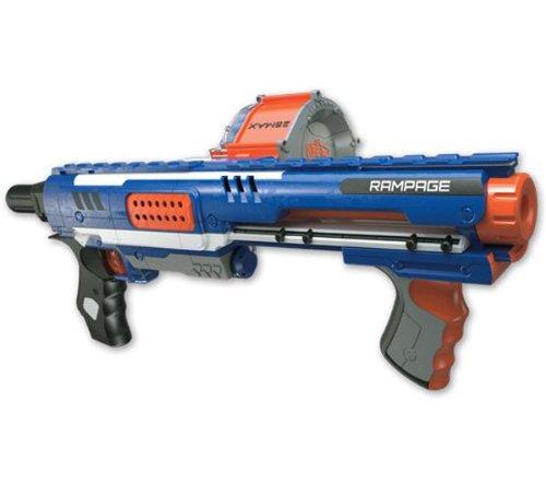 Nerf - N-Strike Elite Rampage Blaster Spiezeug Gewehr