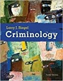 Criminology - The Core, Siegel, Larry J., 0314045600