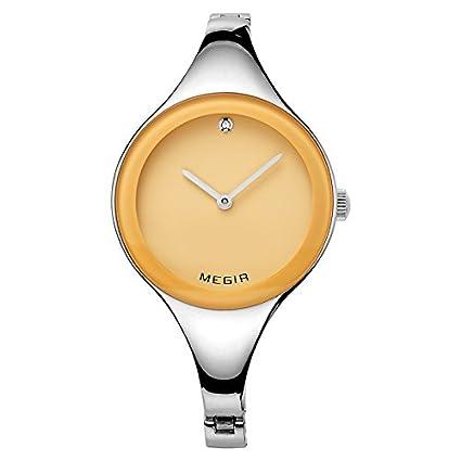 Reloj de cuarzo reloj de señoras relojes moda simples del cronógrafo mujer , 2