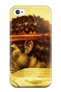 Kevin Charlie Albright's Shop Hot Case Cover Protector For Iphone 4/4s- Ultra Street Fighter 4 Ryu 5458755K10308188