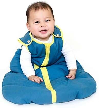 baby deedee Sleep Nest Baby Sleeping Bag, Moonlight Sun, Large (18-36 Months)