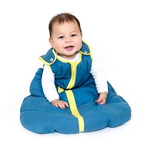 baby deedee Sleep Nest Baby Sleeping Bag, Moonlight Sun, Medium (6-18 Months)
