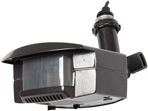 Lithonia Lighting OMS 2000 120 DDB M6 200-Degree Detection Zone Outdoor Motion Sensor Retrofit Kit, Black Bronze by Lithonia Lighting (Sensor Retrofit)