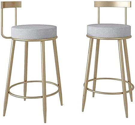 Beakjiful Set di 2 sgabelli da Bar Set di 2 sedie da Bar