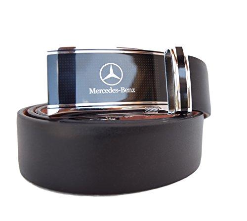 eurodesign-mercedes-benz-genuine-leather-adjustable-belt-for-men