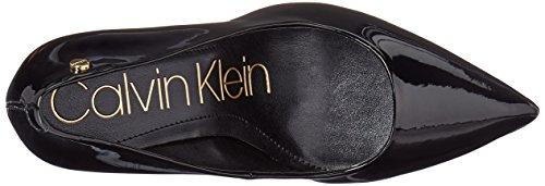 Black Brady Calvin Women's Klein Patent qTxgCZ