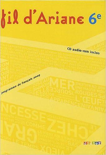 Livres Gratuits En Ligne Download Pdf Francais 6e Fil D