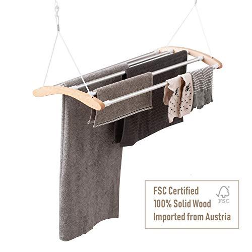 ceiling dryer rack - 3