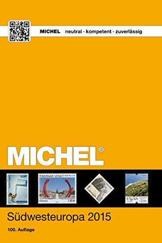 MICHEL-Katalog Südwesteuropa 2015 (EK 2): in Farbe