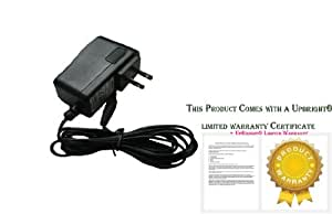 UpBright® NEW Travel AC DC Adapter For LG Optimus Pad V905R V905R-V10C Android Wi-Fi Tablet PC Power Supply Cord Wall Home Charger PSU