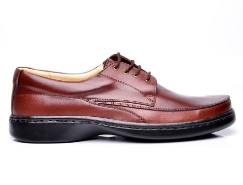 Vegetable Oxford Care Maxi Milano Mens Leather Opananken Tanned Coffee Sheep A7wqIF8W