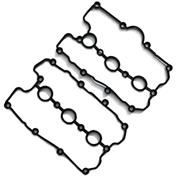 Valve Cover Gasket fits for 2005 2006 2007 2008 2009 2010 Audi Q5 A4 Quattro A5 Quattro A6 Quattro 3.2L V6 GAS DOHC