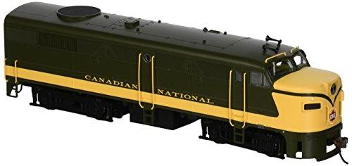 Bachmann Industries Alco FA2 DCC Ready Diesel HO Scale Canadian National Locomotive -