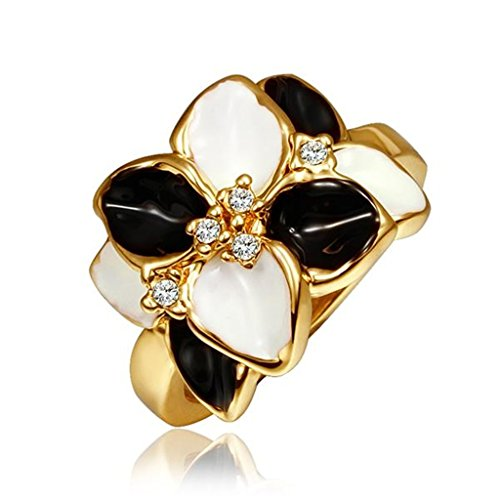 AmDxD Jewelry Gold Plated Women Rings Go - Ultra Diamonds White Gold Necklace Shopping Results