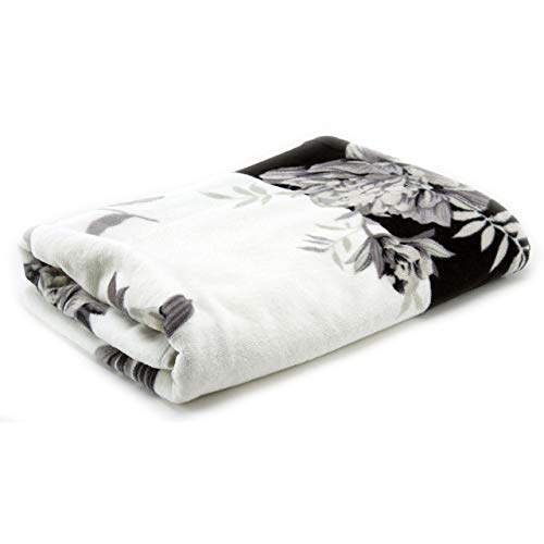 Lenox Bath Towel, Moonlit Garden (Renewed)