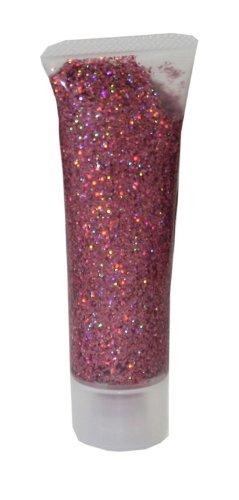 Glitzergel Pink Juwel, 18 ml