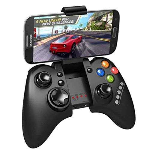 fengus Computer Equalizer IPEGA PG - 9021 Classic Bluetooth Gamepad Wireless Gamepad with Telescopic Bracket for Android / Win7 / Win8 / Win10 System Computer Accessories