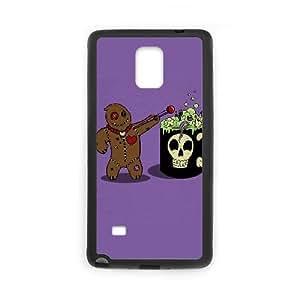 Samsung Galaxy Note 4 Cell Phone Case Black NIGHT BREW OJ607748