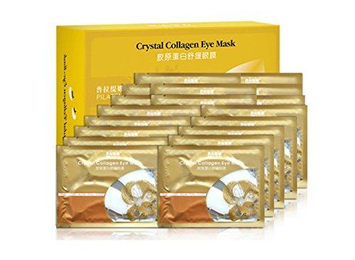 Pilaten Crystal Collagen Eye Mask - 8