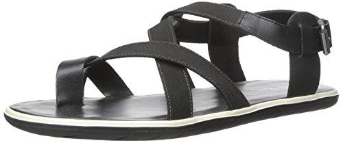 Armani-Jeans-Mens-Multi-Strap-Flat-Sandal