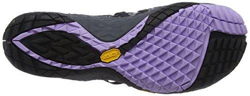 Knit 4 Glove da Black Donna Running Trail Scarpe Nero Merrell Rqp5aWEww
