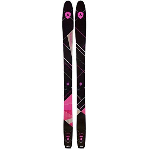 [Dynastar Cham 107 Ski - Women's One Color, 157cm] (Dynastar Alpine Skis)