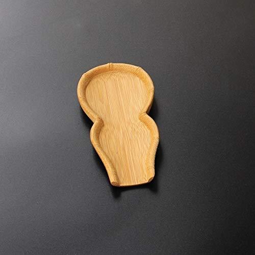 Tea Set Accessories Handmade Natural Bamboo Root Tea Shovel by Zhiyuan