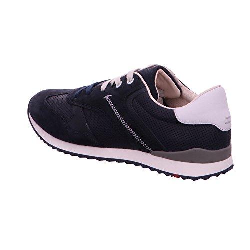 LLOYD Ebby - Zapatos de cordones de Piel para hombre azul (ocean)
