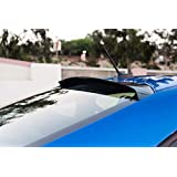 Racingbees Rear Roof Window Visor Fit For 2013-2016 Subaru BRZ/FRS