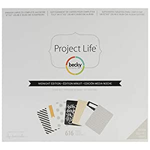 Project Life Core Kit - Midnight Edition