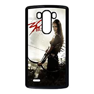 LG G3 Cell Phone Case Black 300 Rise Of An Empire Eva Green F4I6WS