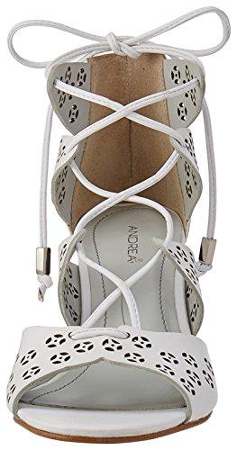 Plataforma Mujer con Sandalias 2436029 para Andrea Blanco CnPwqtfgT