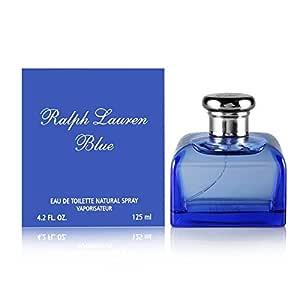 Blue by Ralph Lauren for Women, Eau De Toilette Natural Spray 4.2 Ounce
