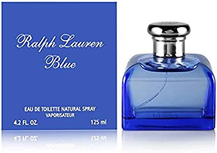 Perfume Blue para mujer de la marca Ralph Lauren, 125 ml: Amazon ...