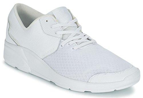 Zapatos blancos SUPRA Noiz para hombre PEkFWYC