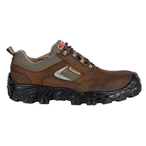 Cofra FW480-000.W45 Socotra S3 SRC Chaussures de sécurité Taille 45 Marron