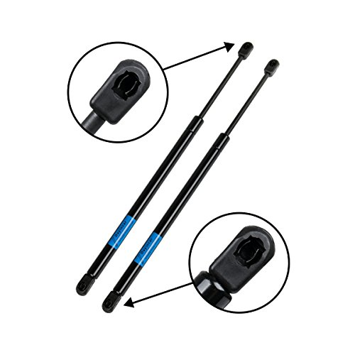 (Qty (2) Rear Hatch Hatchback Trunk Liftgate Tailgate Gas Lift Supports Struts Shocks for 2003-2007 Ford Focus)