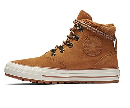 Converse Chuck Taylor All Star Ember Boot Suede and Faux Fur High 11 D(M) (Converse High Boots)