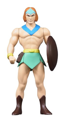 X-Plus Hanna Barbera History Collection: Zandor from the Herculoids 3 3/4